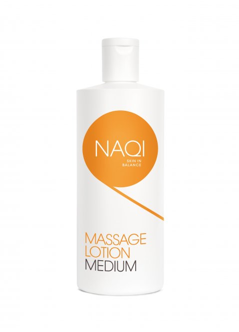 NAQI® Massage Lotion Medium Neutral 500 ml